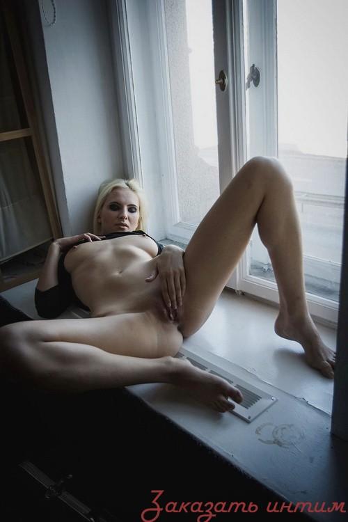 Анриетт Московския проституткй в ночном городе двойное проникновение